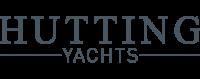 hutting yachts - logo