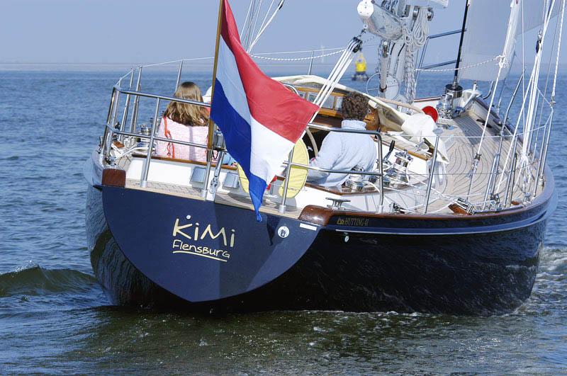 Hutting 41 Hutting Yachts