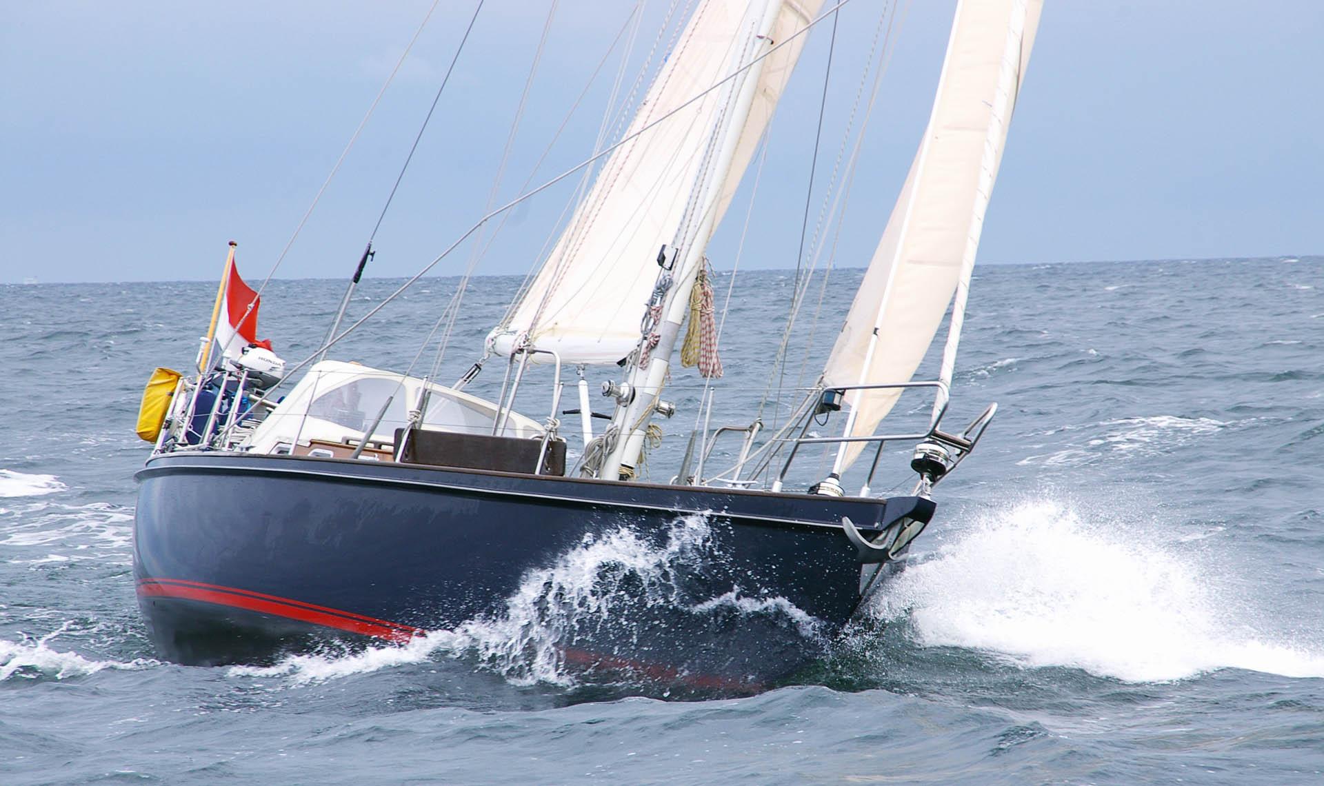 Hutting 40 Hutting Yachts Sailing yachts