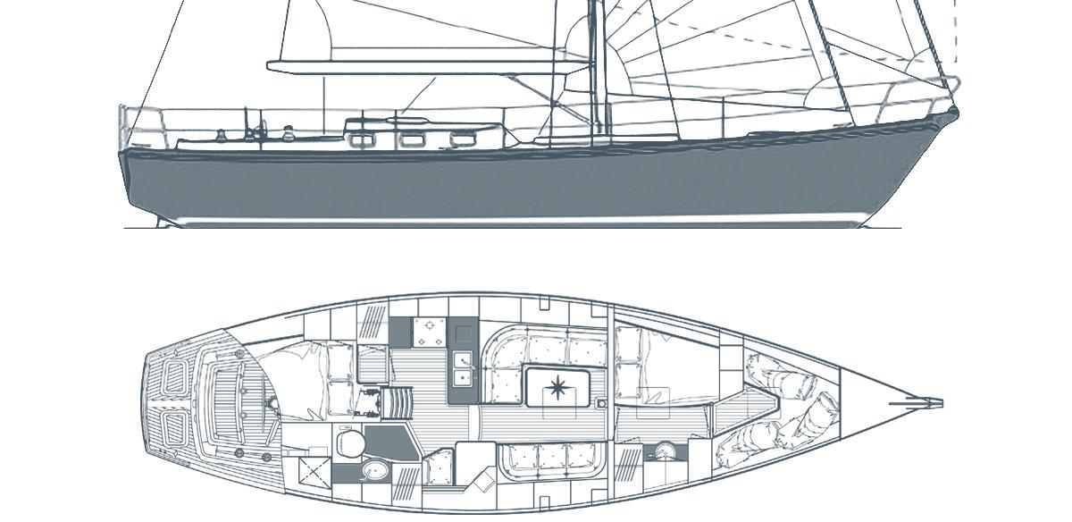 hutting 50 design