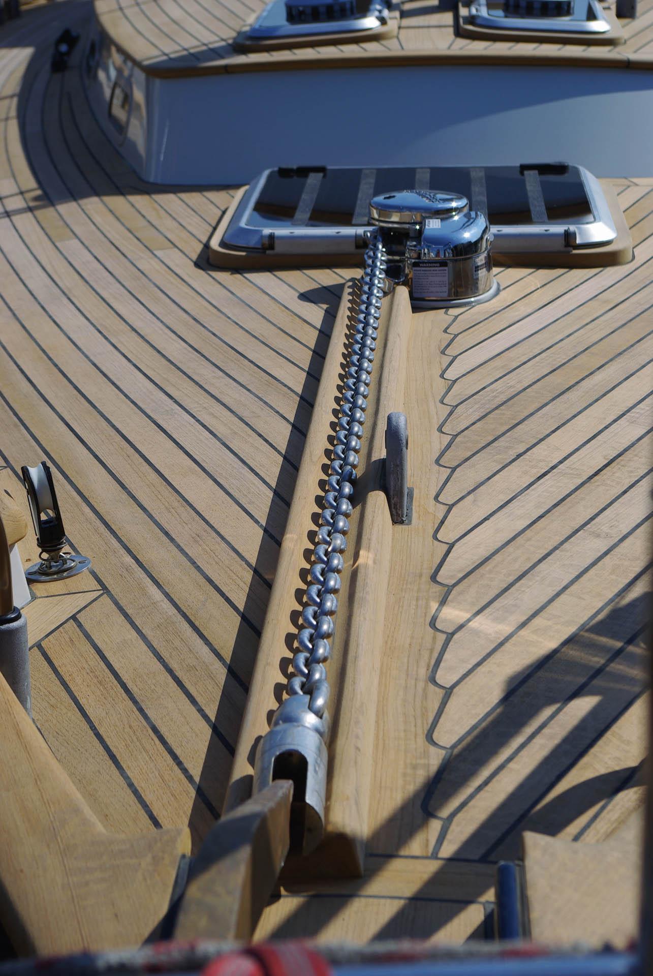 Refit Koopmans 43 Skadi Hutting Yachts
