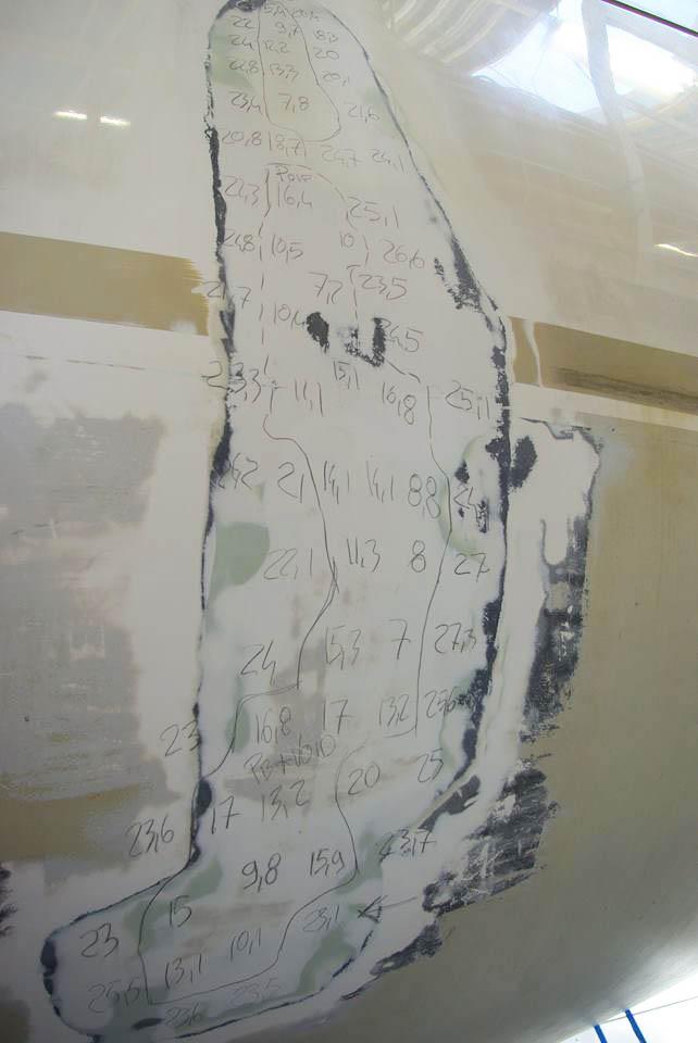 refit damage Amel 64