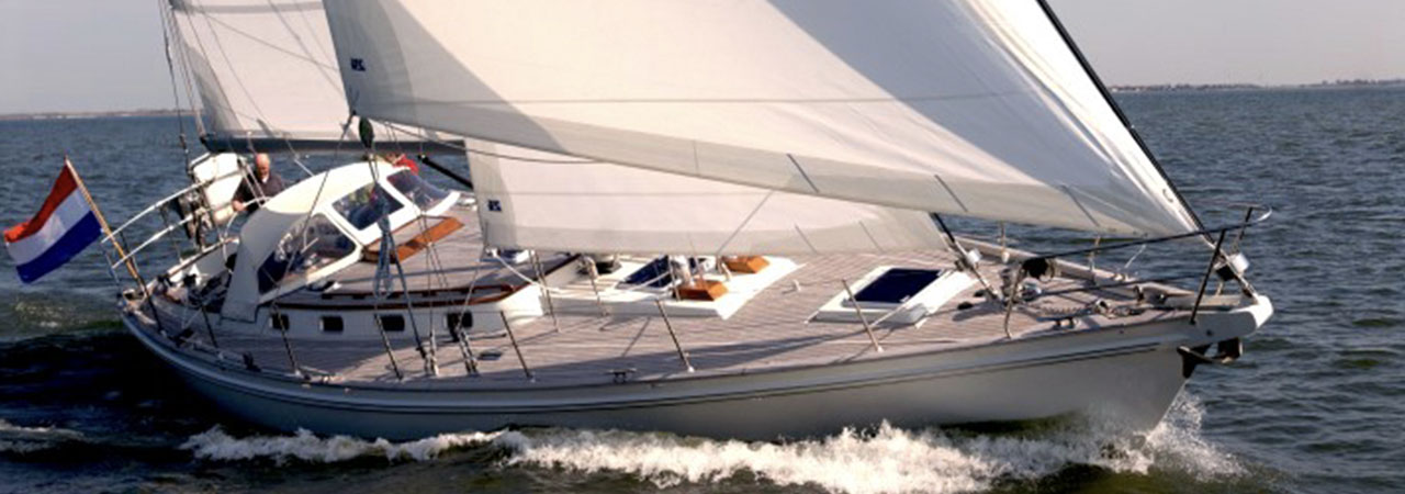 hutting yachts - penelope - feature