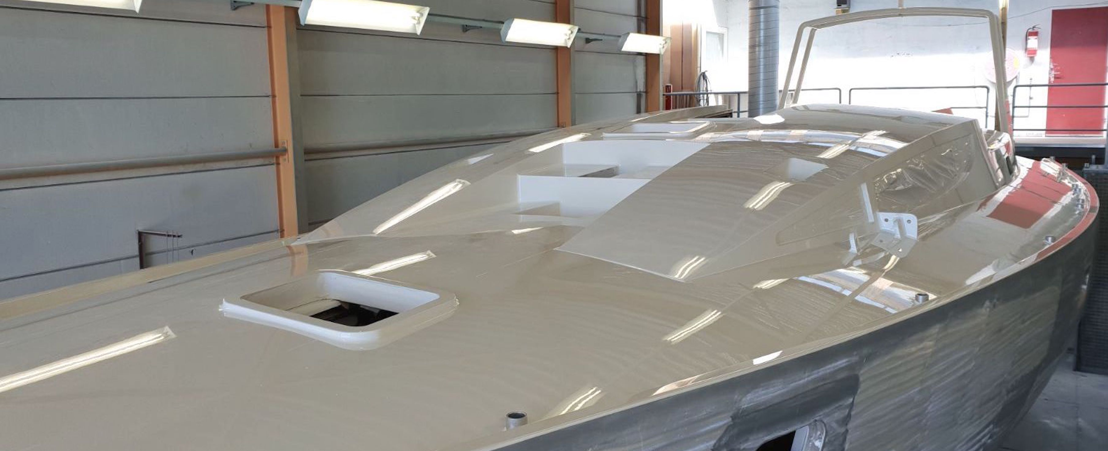 aluminium 47 explorer yacht tipsy tuna Hutting Yachts
