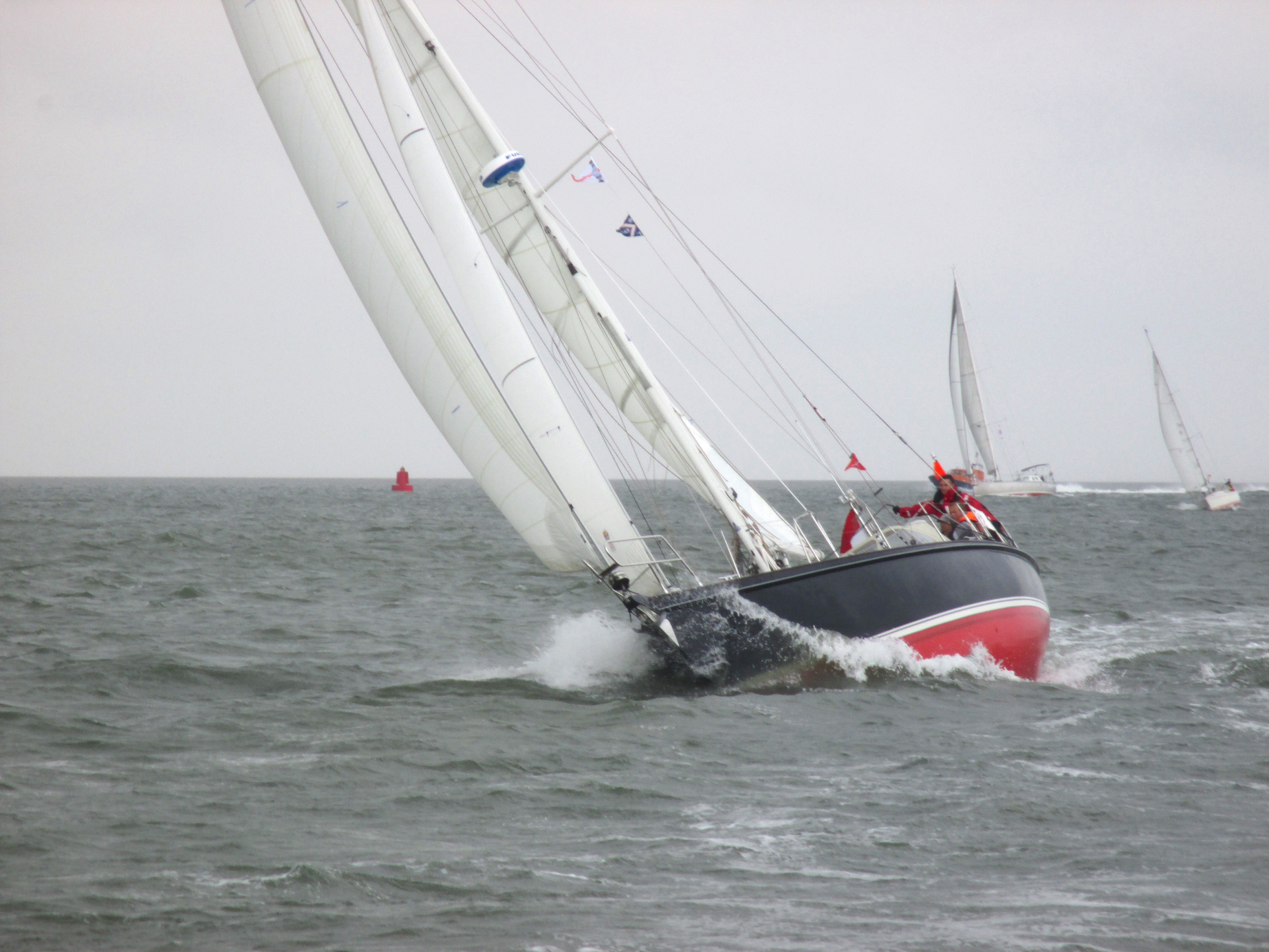 Hutting 40 Colin Archer Memorial Race