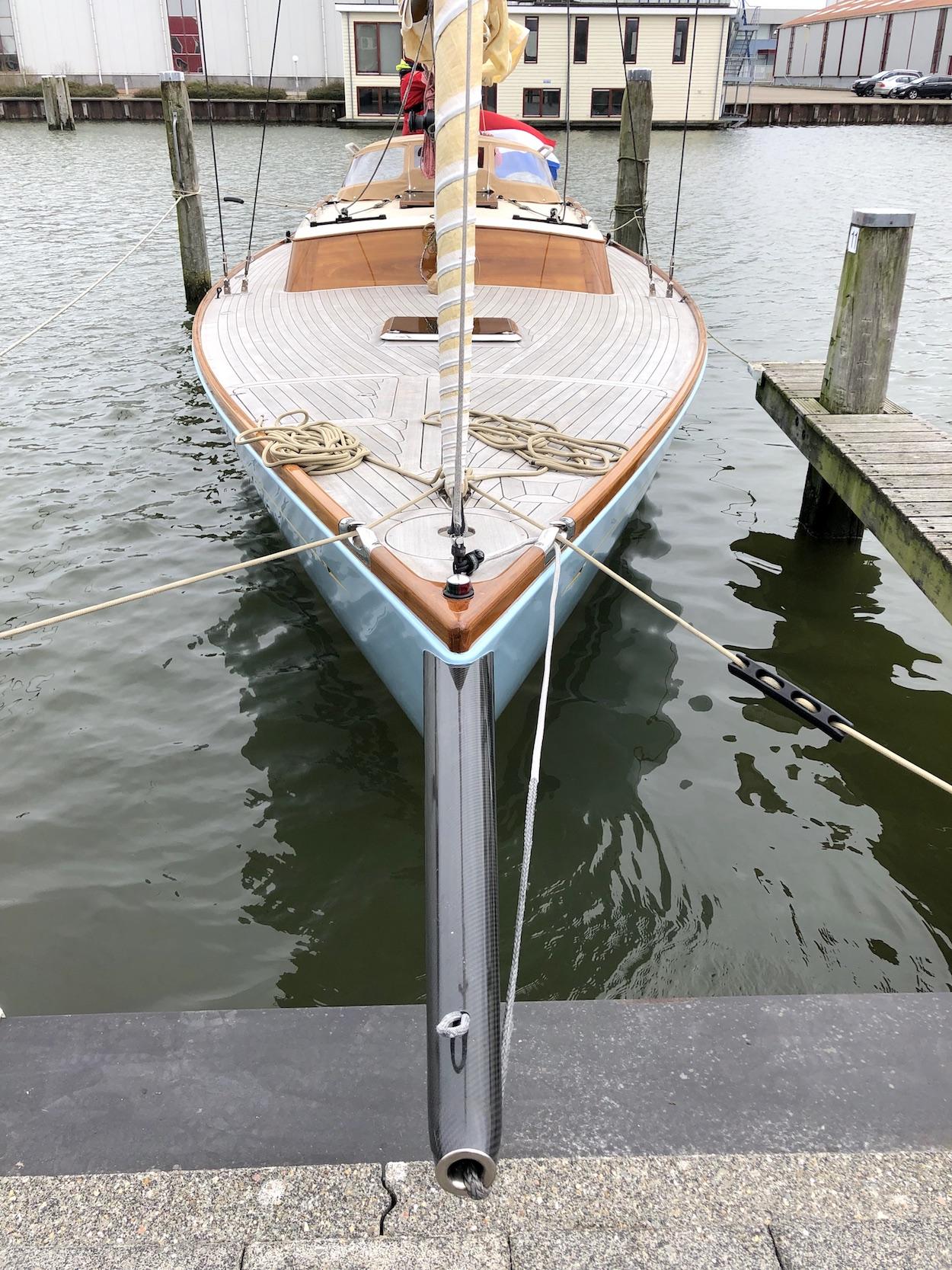 Hutting Yachts service en onderhoud