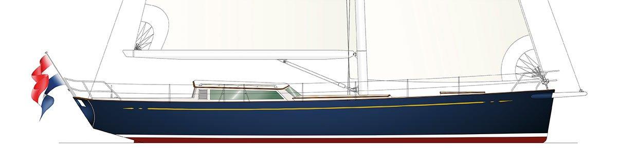 hutting-52-profile-withoutsail