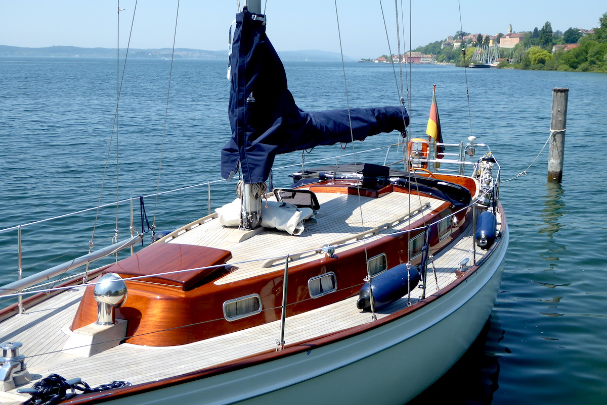Vindo 50 sailing