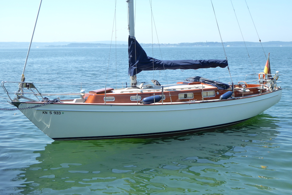 vindo sailing yacht for sale
