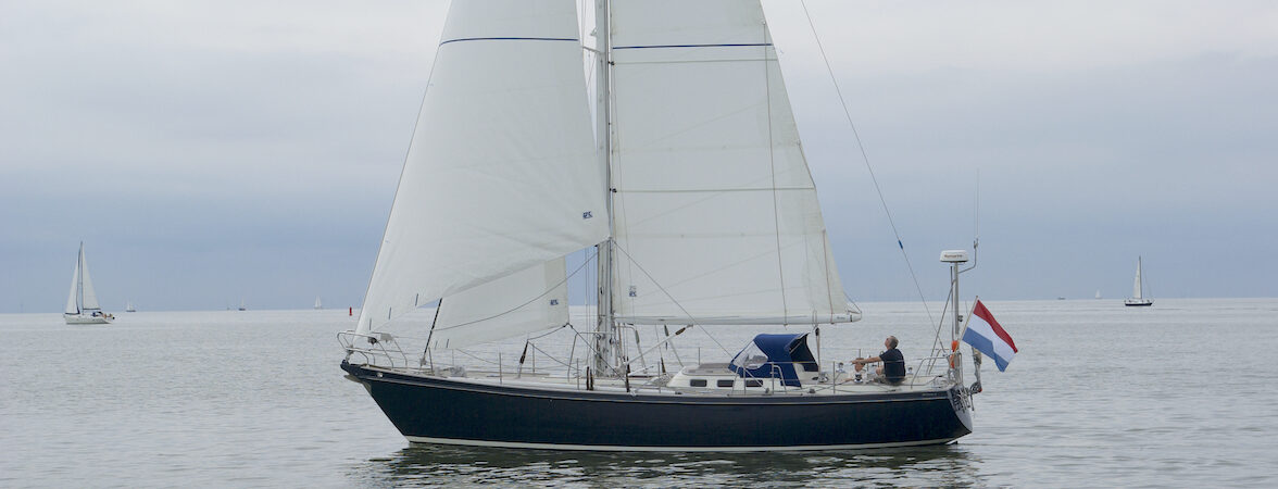 aluminium sailing yacht for sale